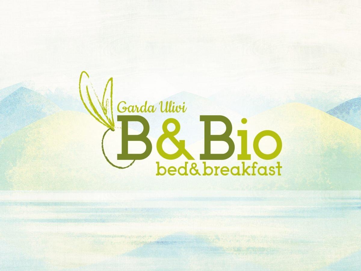 b&bio garda ulivi, branding b&b, Nago-Torbole - Italia
