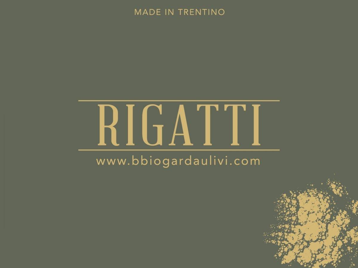 rigatti, branding azienda agricola, Nago-Torbole - Italia