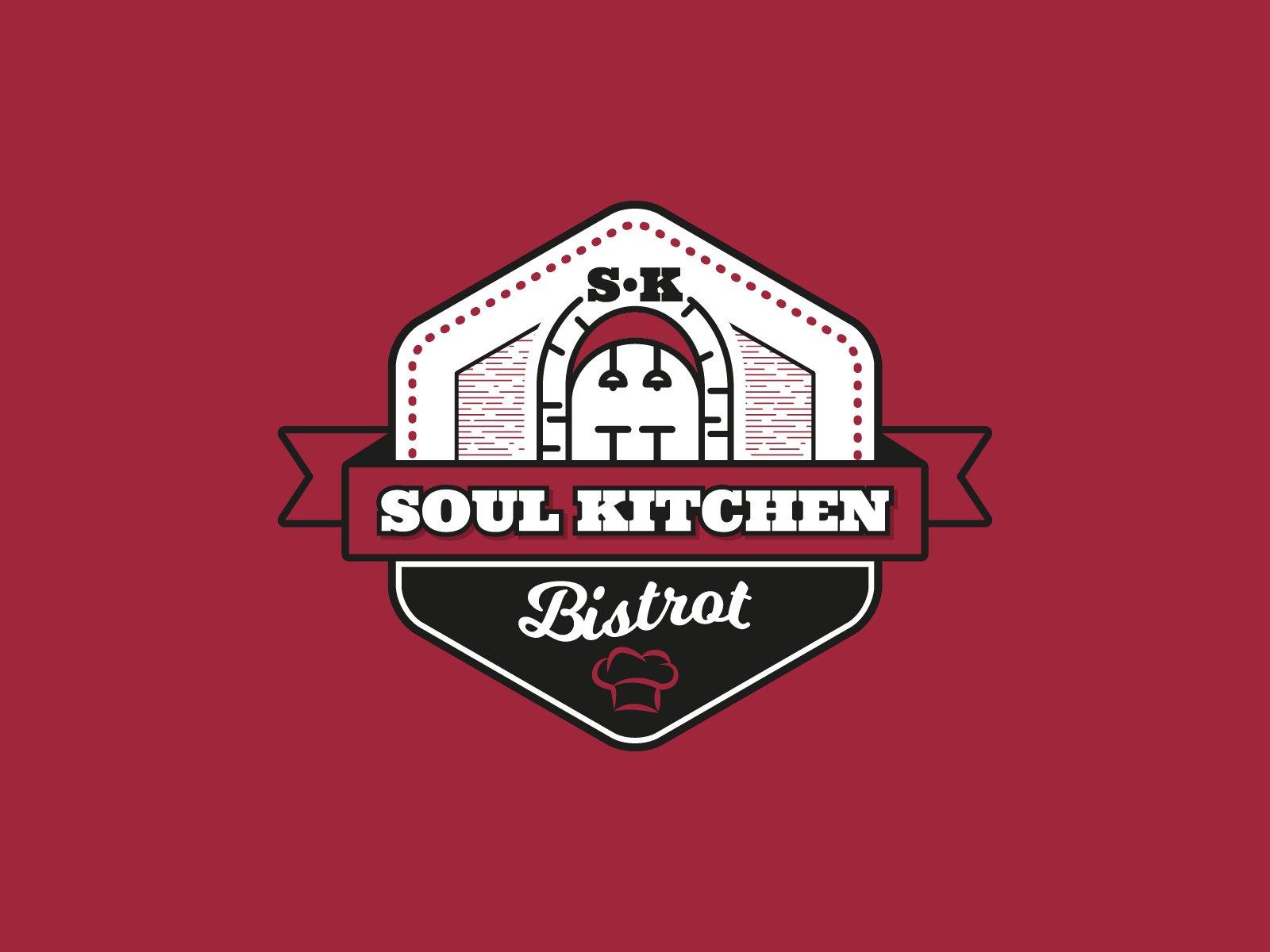 soul kitchen, branding bistrot, Trento - Italia