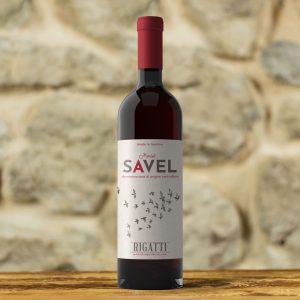 Packaging del vino prodotto dall'Azienda Agricola Rigatti di Nago-Torbole - monfinedesign